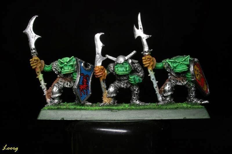 RRD5 - Ruglud's Armoured Orcs - The Spike-Can Commandoes 1