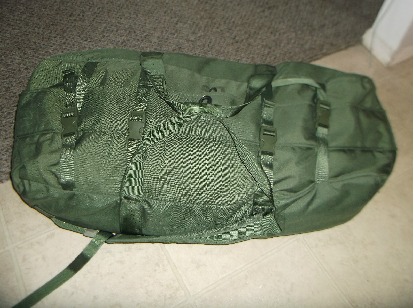 New Style Military Issue Duffle Bags