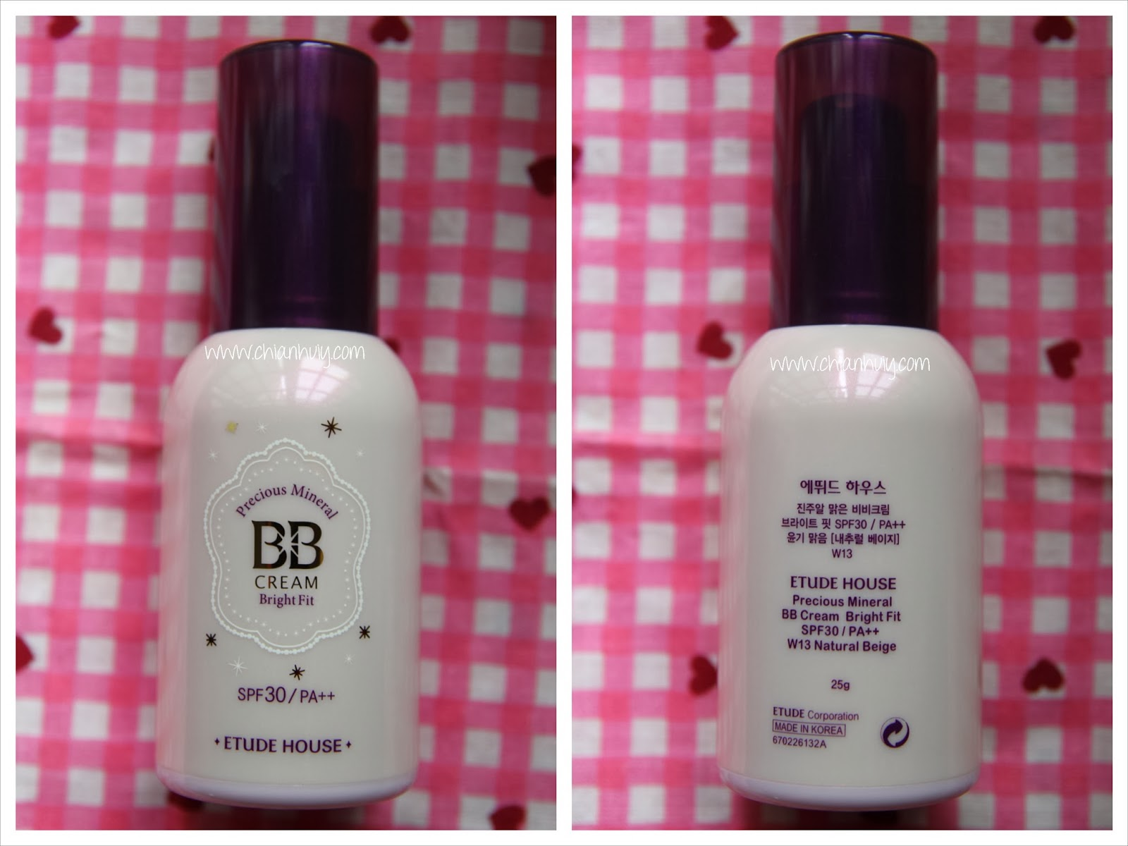 Review] Etude House Shining Dream Very Best Set + Precious Mineral ...