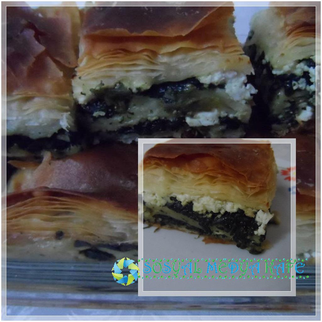 baklava hamurundan börek tarifi