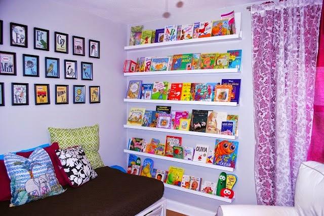El mundo con nuestro ambiente montessori - Libreria infantil ikea ...