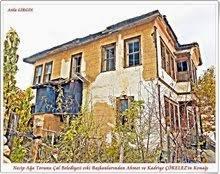 NECİP BEY ve Torunu Ahmet ÇÖKELEZ Konağı - c