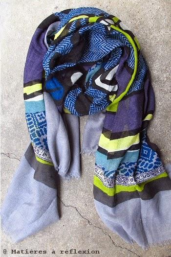 Foulard hiver Mii accessoires