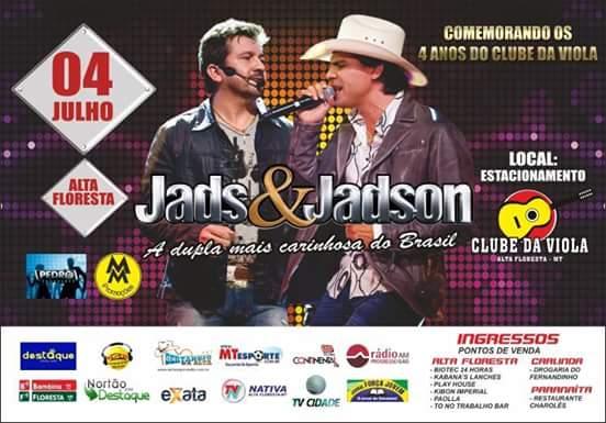 Show Jads & Jadson