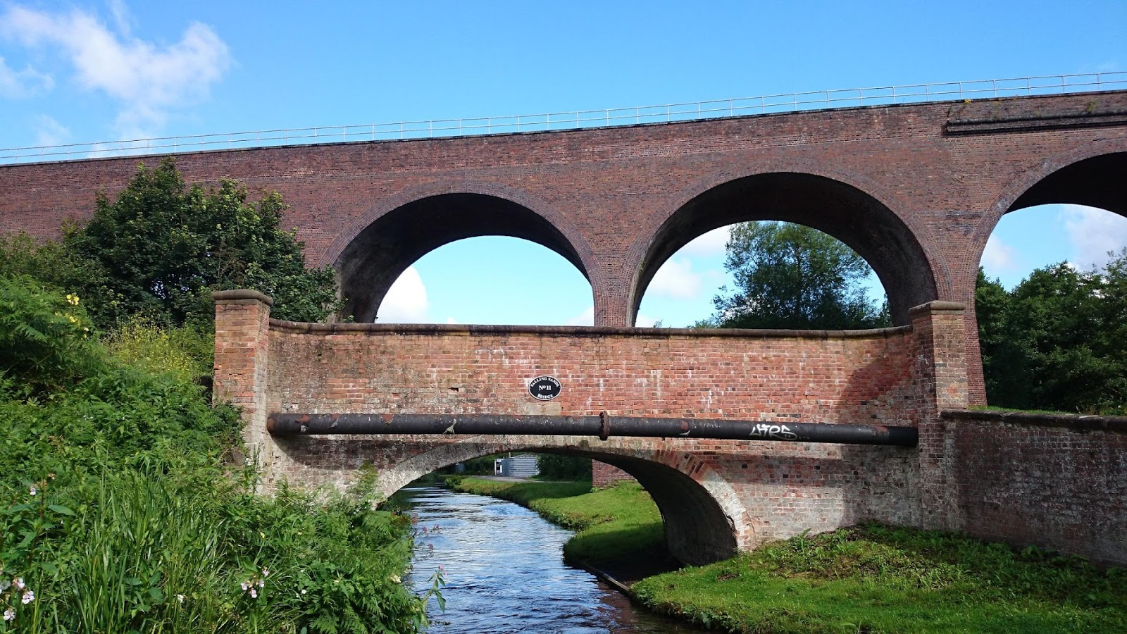 Voyages of Gabriel: Kidderminster to Droitwich