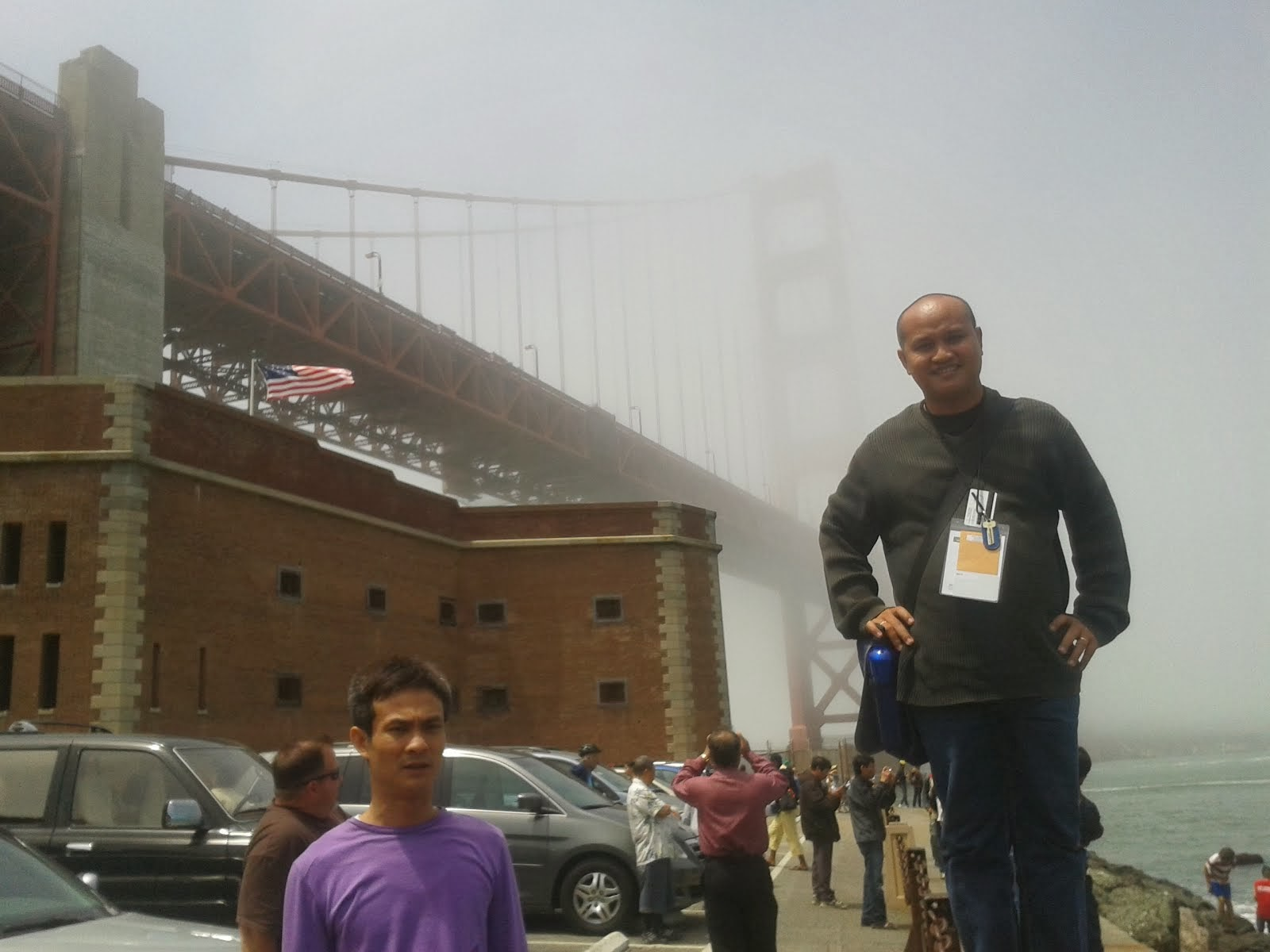 Golden Gate, California 2012