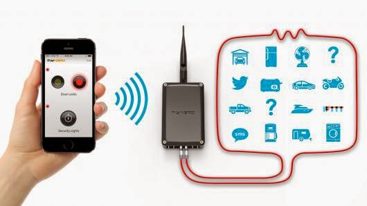 Smartphone Home Automation 15 coolest home automation gadgets - part 2.