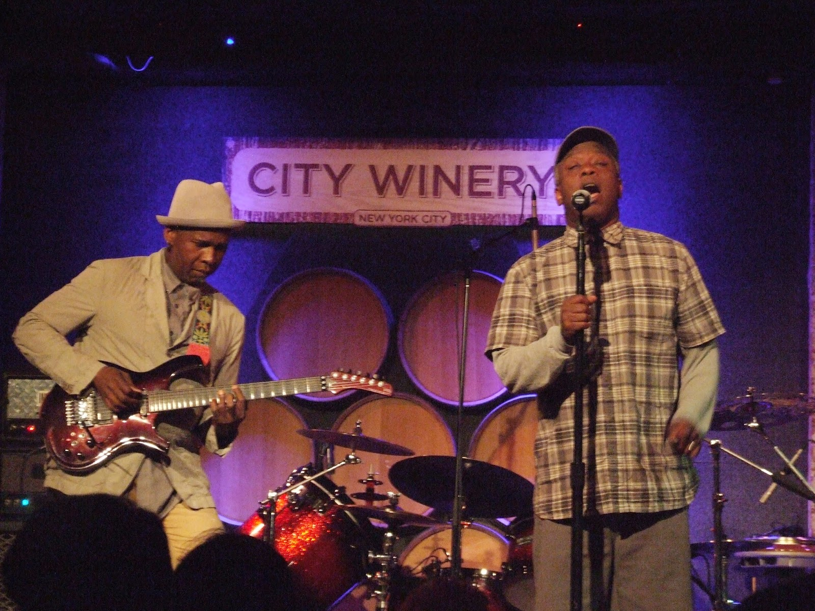 Living Colour - Live Photos from City Winery, NYC 6/1/14