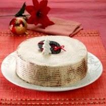 Resep Spesial Cake Cokelat Krim Kacang