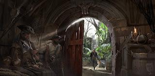 assassins creed iv black flag concept art 4 Assassins Creed IV: Black Flag   Concept Art
