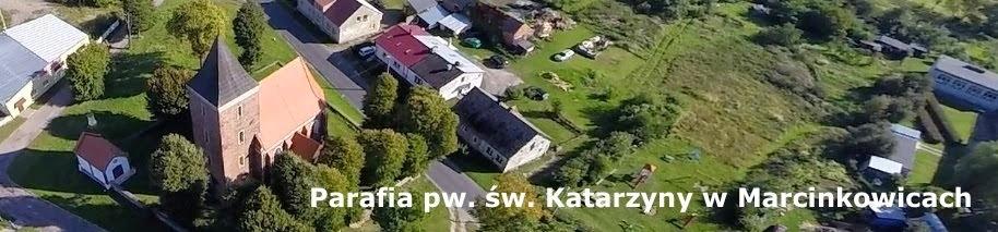 Parafia pw. św. Katarzyny w Marcinkowicach