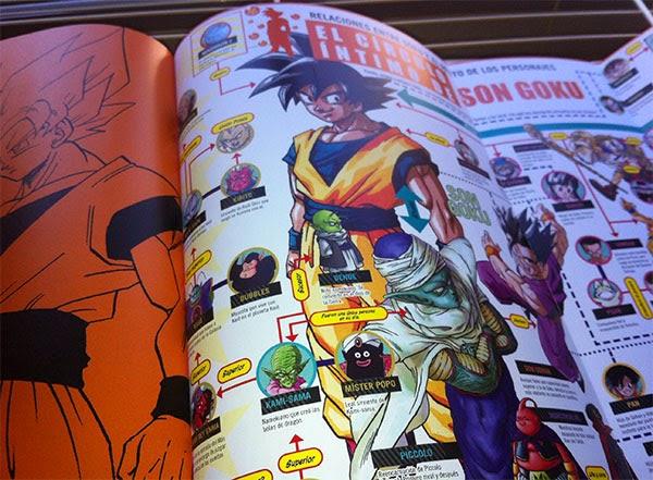 detalle Dragon Ball - Compendio 1: Guia de la historia y su mundo