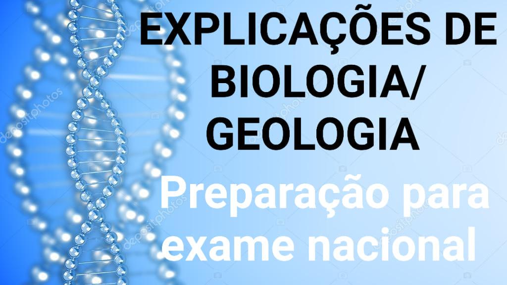 EXPLICAÇÕES BIO-GEO