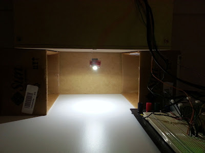 levitating led lights