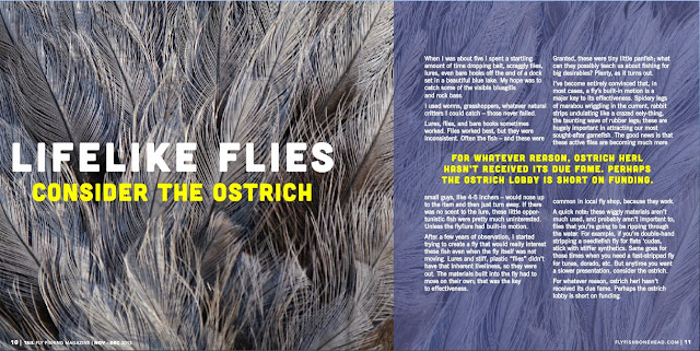 Lifelike Flies Flyfishbonehead & Tail Fly Fishing Magazine