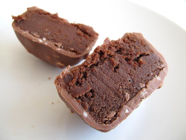 Restaurant Boco - Cake fondant au chocolat - Michalak