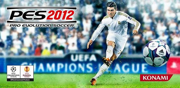 PES 2012: una experiencia de fútbol incomparable en Android.