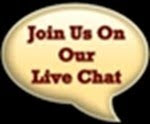 Join us on our Live Chat