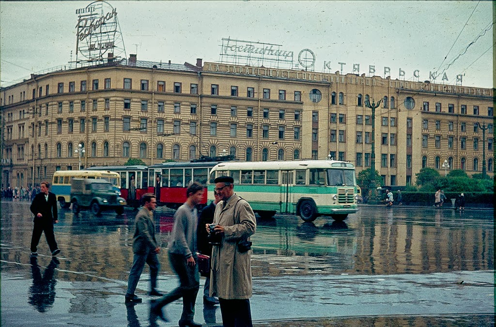 Pictures Of Life In Ussr In 1963 Vintage Everyday