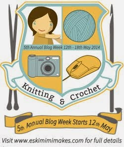 Knitting & Crochet Blog Week 2014