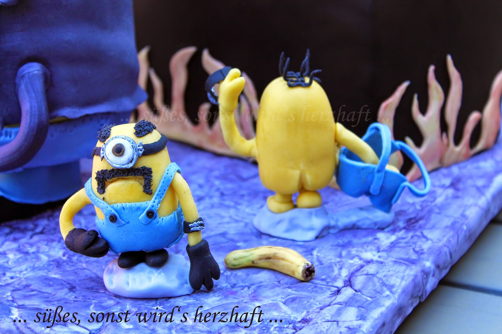 Mini Kühlschrank Rockstar : Süßes sonst wirds herzhaft..: rockstar ♫ minions