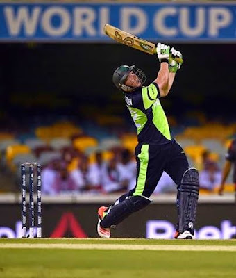 Ireland beat UAE by 2 wickets