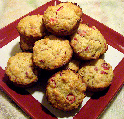 A Dozen Muffins on Plate