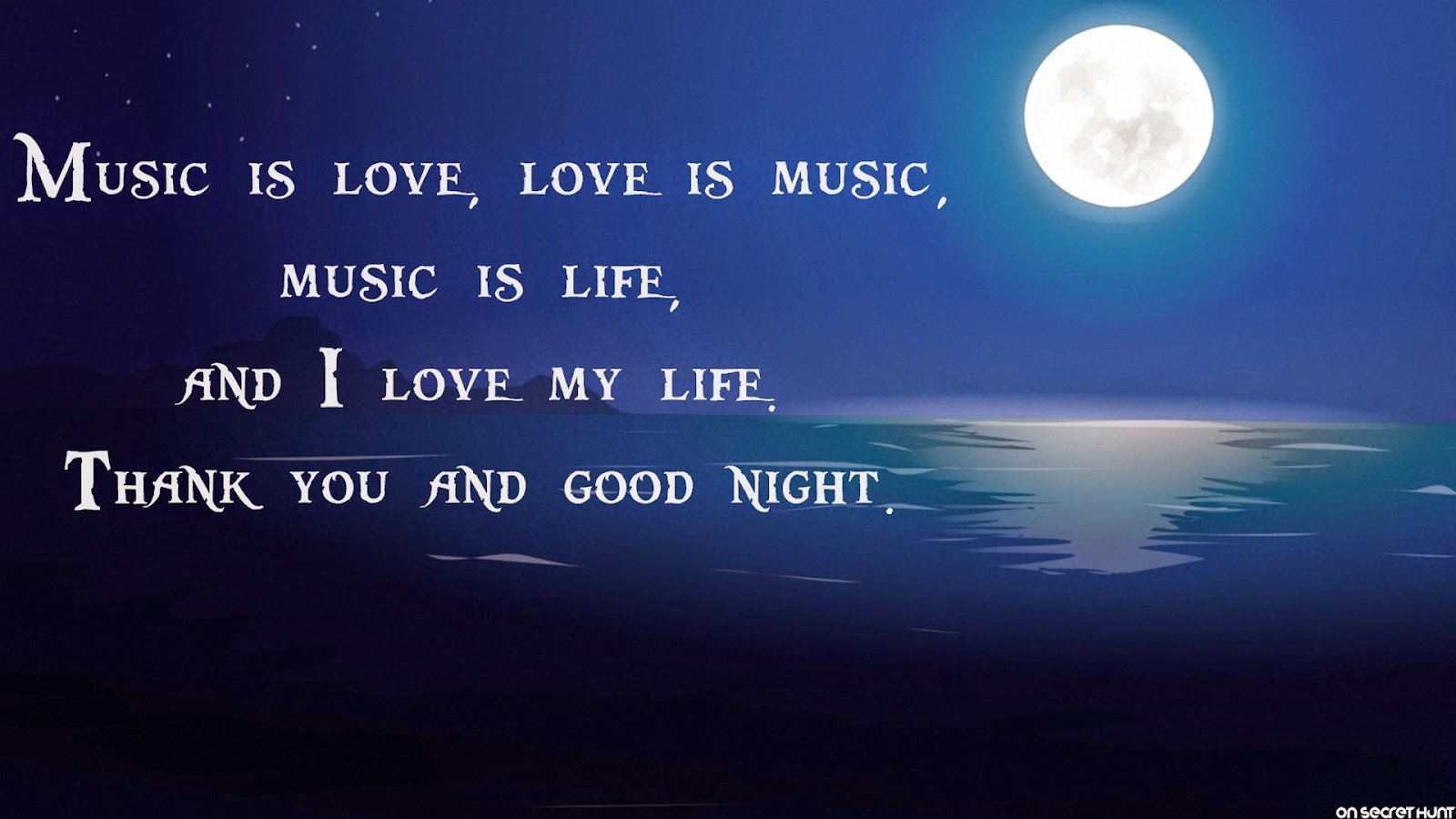 Good Night Wallpaper With Love : Good Night Hd Pic - impremedia.net