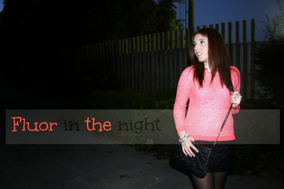 Fluor in the night