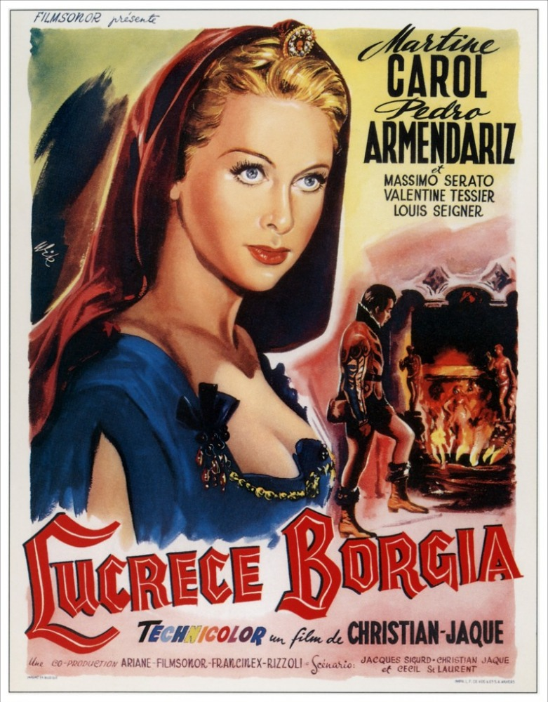 Cinetv nostalgia dvd paulo tardin - Borgia conti ...