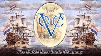 Sejarah VOC Vereenigde Oostindische Compagnie