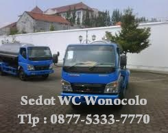 SEDOT WC WONOCOLO