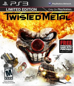 Final Twisted Metal Boxart