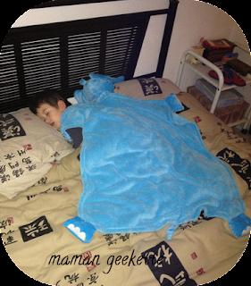 Concours la cuddle pets l phant adopt e par mon fils - Comment faire pour que mon fils dorme dans son lit ...