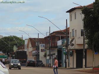 Rua Principal da cidade