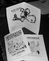 Zogorion Lord of the Hippogriffs zine/module
