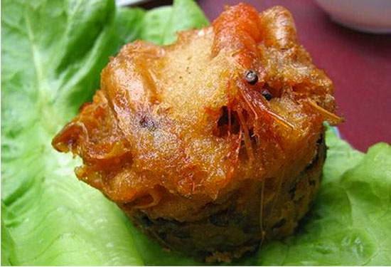 (Bánh Coóng) - Cong Cake