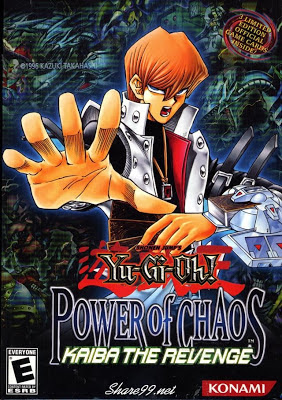 download Yu-Gi-Oh! Power of Chaos Kaiba The Revenge