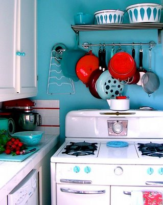 Home quotes theme design neon decor ideas for home - Decorating ideas cheerful kitchen ...