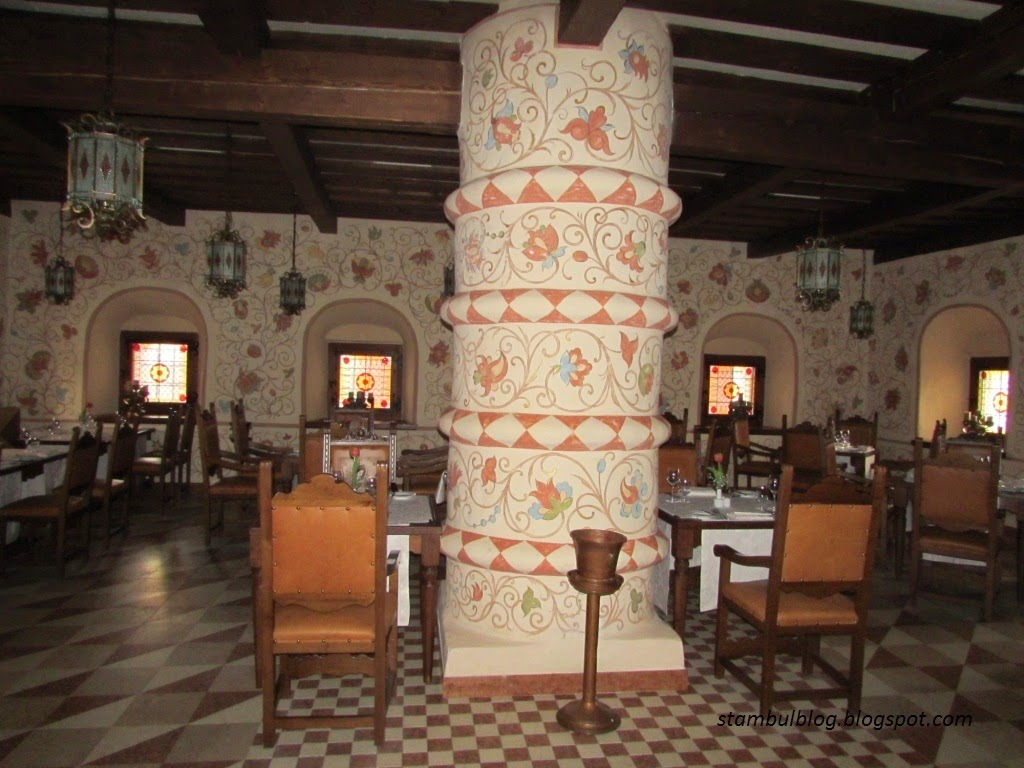 Дом Подзноева ресторан