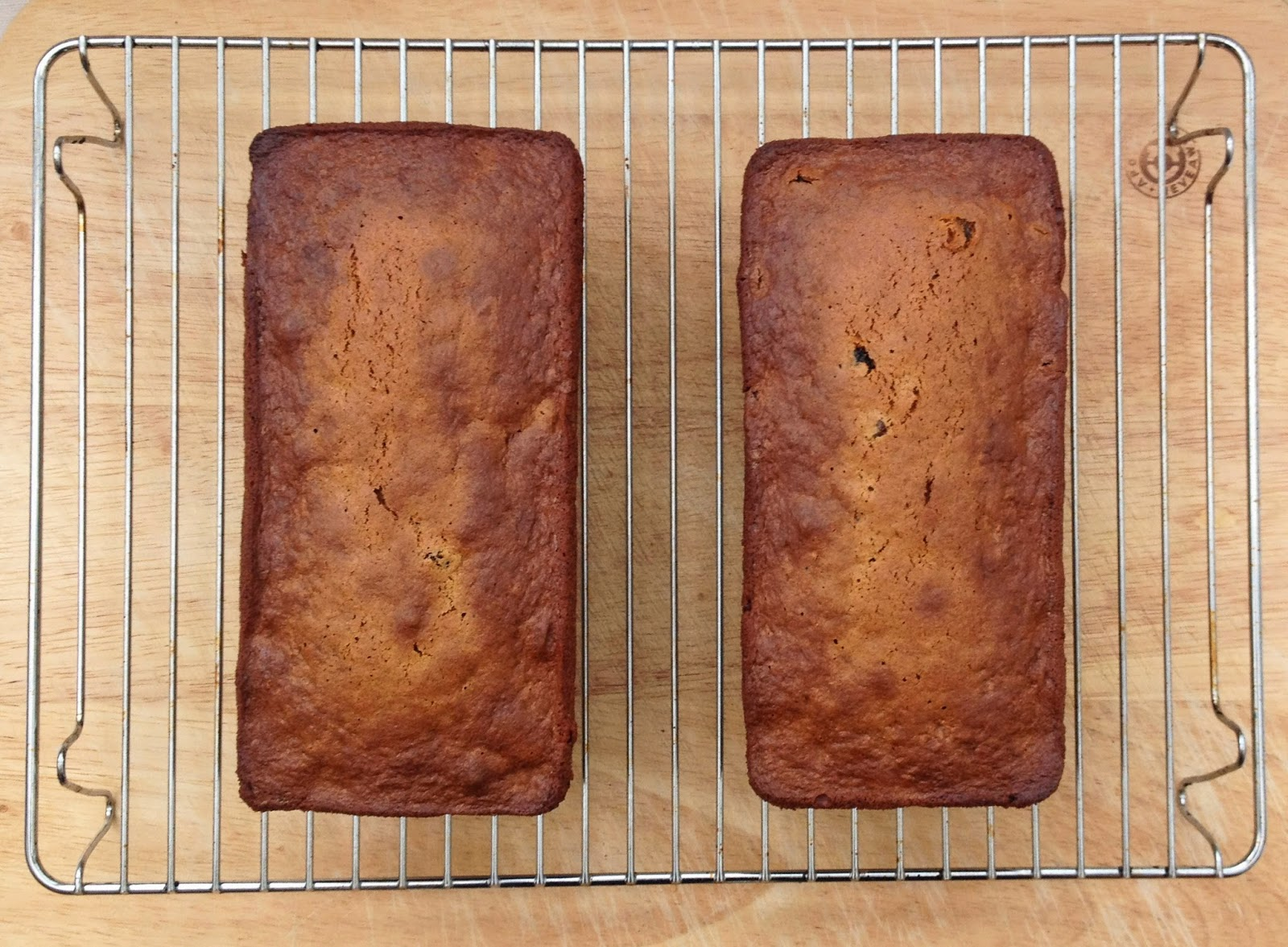 two malt loaves - eat one and keep one