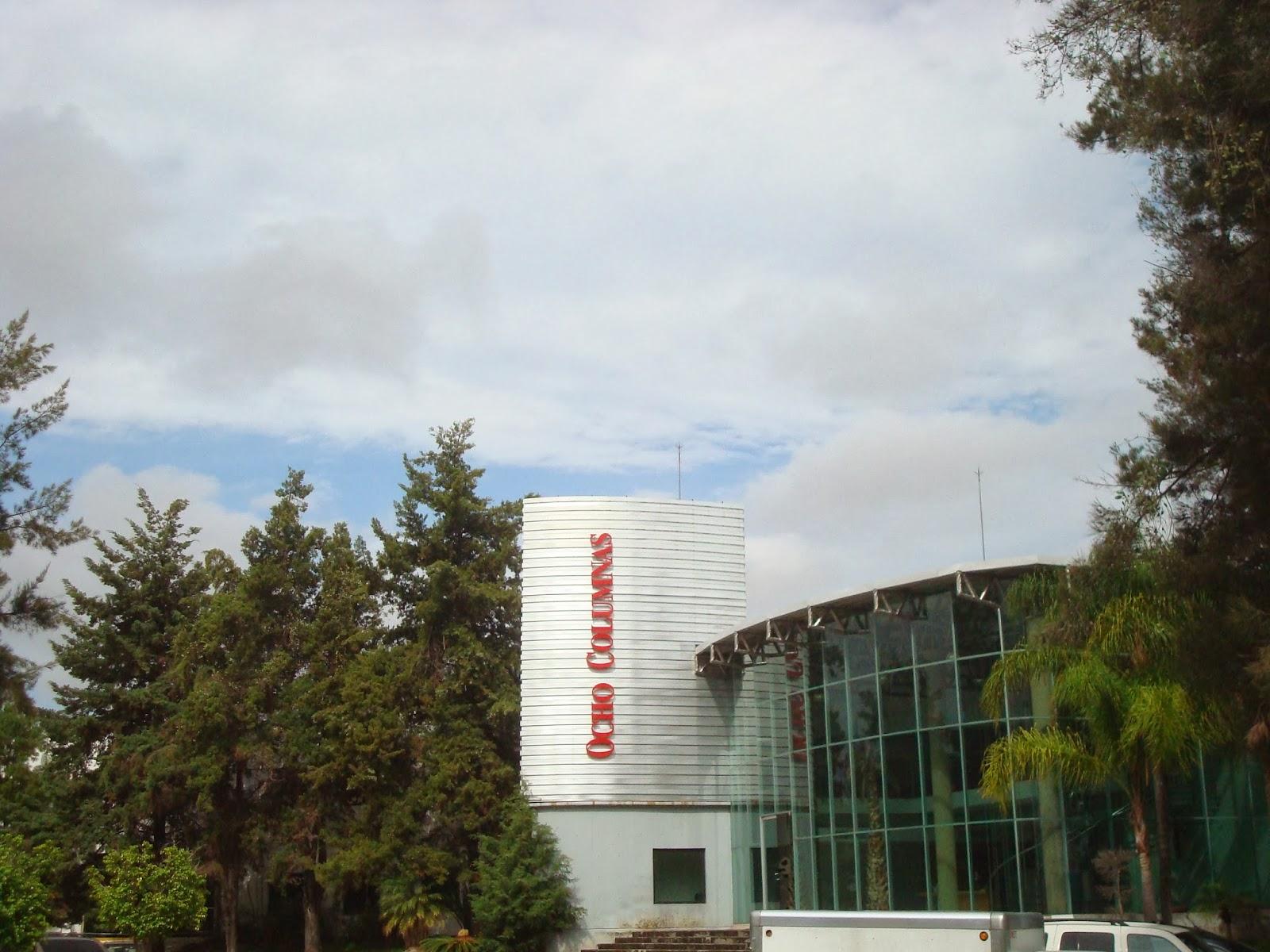 Sancarlosfortin oficinas de ex periodico ocho columnas en for Oficina de correos guadalajara