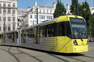 Metrolink - Urban broadband Fund - Manchester