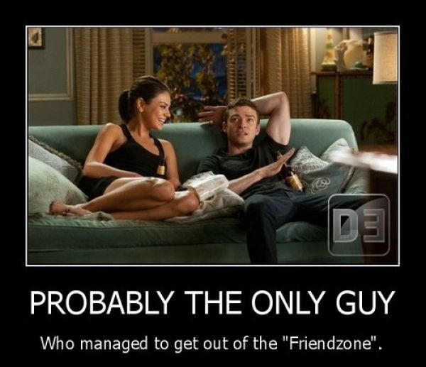 Probably The Only Guy Who Got Out Of Friendzone!