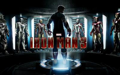 Iron Man 3 New Movie HD Wallpaper