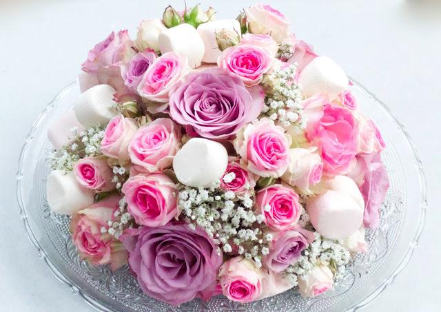 Id et photo d coration mariage decor centre de table de - Bouquet centre de table mariage ...