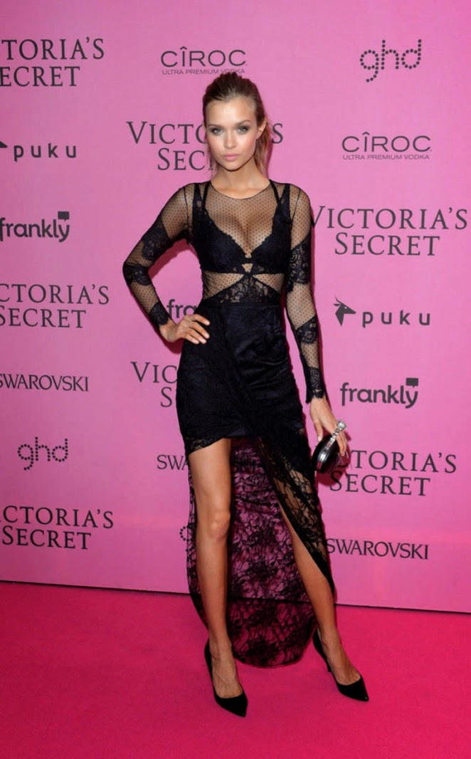 Josephine Skriver – Victoria's Secret Fashion Show After Party in London