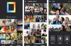 Layout, la app de Instagram para hacer collages de fotos ahora está disponible en Android