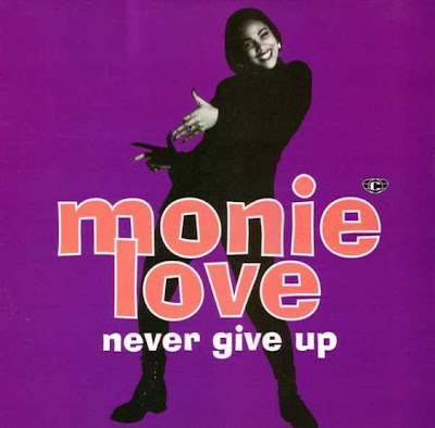 Monie Love – Never Give Up (VLS) (1993) (320 kbps)