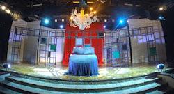 Scenografia Romeo + Giulietta